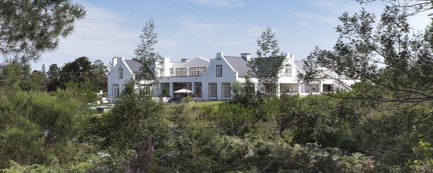 Buffelsdam Country House- Rural Retreat near Plettenberg Bay